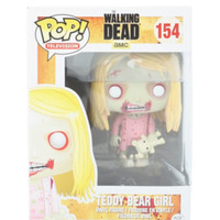 Funko The Walking Dead Pop! Television Teddy Bear Girl Vinyl Figure