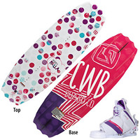CWB Bella Wakeboard With Bliss Bindings - Overton's