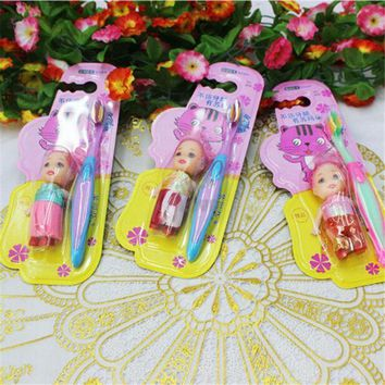 Children Toothbrush Toy Teeth Training Dental Care