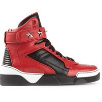 Givenchy 'tyson' Hi-top Sneakers - Twist'n'scout - Farfetch.com