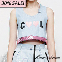 Fleamadonna Cool Half Top