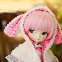 35cm 1/6 BJD SD joints doll toys DIY cute girl joints doll toy set with wigs,clothes,shoes