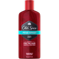 Old Spice Pure Sport 2 in 1 Shampoo & Conditioner (Choose Your Size) - Walmart.com