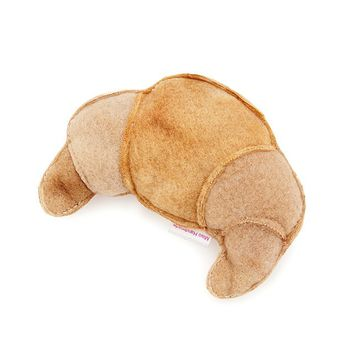 Croissant Catnip Toy | Handmade Cat Toy
