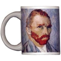 Van Gogh Disappearing Ear Mug - Whimsical & Unique Gift Ideas for the Coolest Gift Givers
