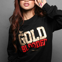 Adapt The Gold Blooded Crewneck