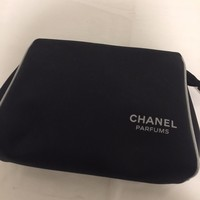 Chanel Parfums Makeup Cosmetic BAG