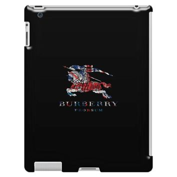 burberry london iPad 3 and 4 Case