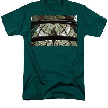 Lighthouse Lense - Men's T-Shirt  (Regular Fit)