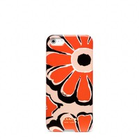 Coach :: Iphone 5 Case In Floral Scarf Print