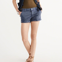 Womens Chino Shorts | Womens Bottoms | Abercrombie.ca