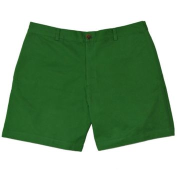 Freedom Shorts in Augusta Green by Blankenship Dry Goods - FINAL SALE