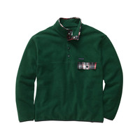 Hunter Green All Prep Pullover