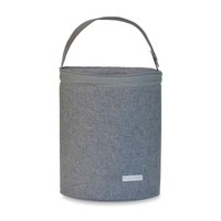 JJ Cole Bottle Cooler in Grey Heather