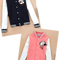 Popeye And Olive Oyl His & Her Jackets