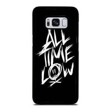 ALL TIME LOW LOGO Samsung Galaxy S8 Case