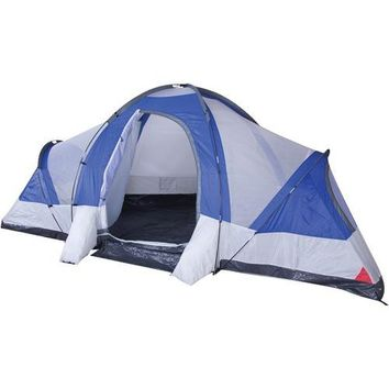 Stansport 3-room Grand 18 Dome Tent (pack of 1 Ea)