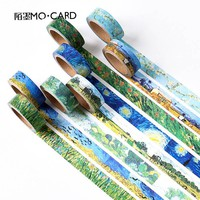 7m*15mm DIY Cute Kawaii Decorative Washitape Vintage Adhesive Scotch Tape For Scrapbooking Diary Free Shipping 3071