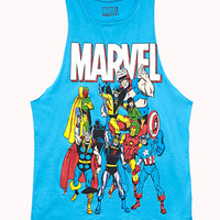 Marvel Characters Muscle Tee