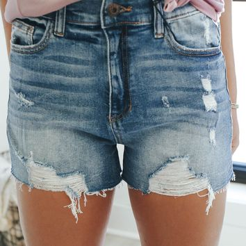Clearwater Denim Shorts