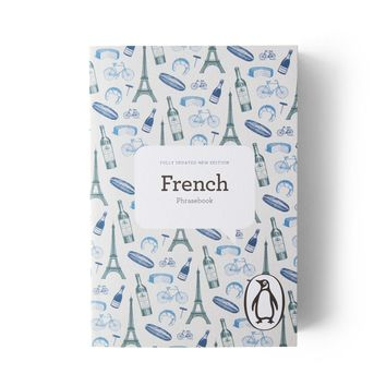 Penguin Random House French Language Phrasebook | Bespoke Post