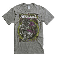Metallica Their Money Tips Her Scales Again T-Shirt