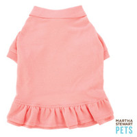 Martha Stewart Pets® Ruffle Polo Dress | Dresses | PetSmart
