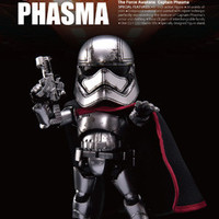 EGG ATTACK ACTION-016: STAR WARS: THE FORCE AWAKENS - CAPTAIN PHASMA
