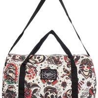 LIQUORBRAND FLASH AMERICANA DUFFLE BAG