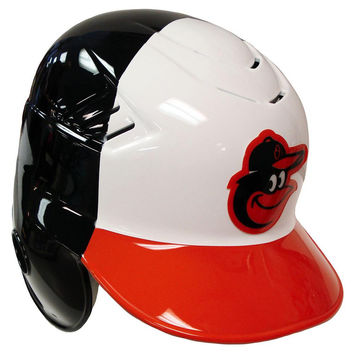MLB Baltimore Orioles Official Batting Helmets - Right Flap