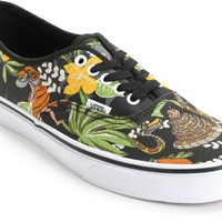 Vans x The Jungle Book Authentic Skate Shoes (Mens)