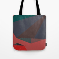 Shape Play 2 Tote Bag by duckyb
