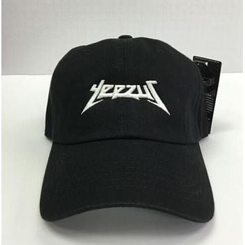 Kanye West Yeezus Cap Hat Black Yeezy Boost 350 750 Duck Boot Season 1 coton chapeau