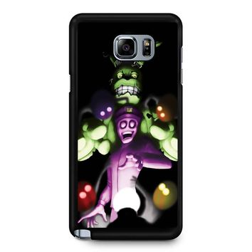 Five Nights At Freddy S 4 Samsung Galaxy Note 5 Case