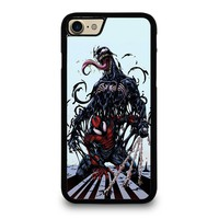 SPIDERMAN VENOM MARVEL VILLAIN iPhone 7 Case