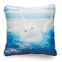 Cats The Last Mew-nicorn Pillow by ModCloth