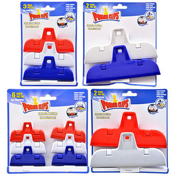 Bulk Assorted Plastic Power Clips at DollarTree.com