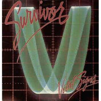 Vital Signs- Survivor, LP (Pre-owned)