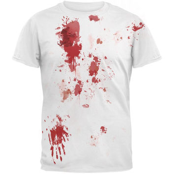 Halloween Blood Splatter T-Shirt