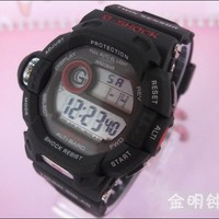 Unisex  Shocking Sports Luxury casio 6900 7900 5600 9200  Digital LED Display Army Cartoon Candy G  Wrist watch Clock Relogi