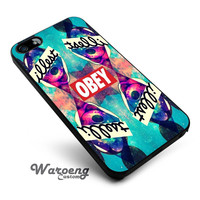 Dope Obey iPhone 4s iphone 5 iphone 5s iphone 6 case, Samsung s3 samsung s4 samsung s5 note 3 note 4 case, iPod 4 5 Case