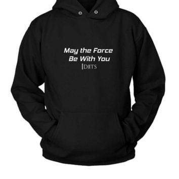 MDIGGW7 Supernatural Wars Hoodie Two Sided