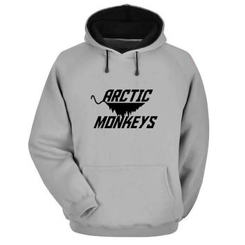 new arctic monkeys Hoodie Sweatshirt Sweater Shirt Gray and beauty variant color for Unisex size