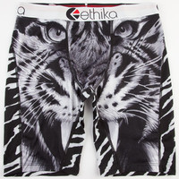 Ethika The Staple Boxers Tiger Face  In Sizes