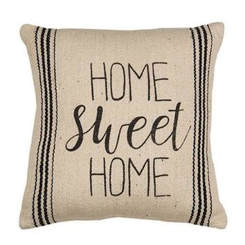 """Home Sweet Home 10"""" Pillow"""