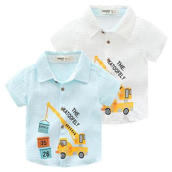 Tow Truck Shirts