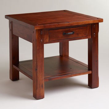 Madera End Table - World Market