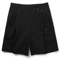Givenchy - Cotton-Twill Bermuda Shorts | MR PORTER
