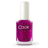 Color Club Nail Polish Lacquer Glitter Shades AGN03 Wink, Wink, Twinkle