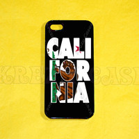 iPhone 5s Case, iPhone 5 case, California iPhone 5 Case,, iPhone 5c Case, Unique iPhone 5c Case